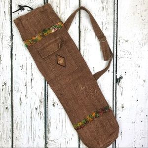Prana Bags - PrAna Yoga Mat Carrier Bag 100% hemp